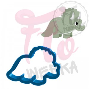 Dinosaur III Cookie Cutter