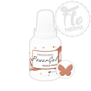 21 Barwnik w żelu Power Gel 20 g Peach Puff