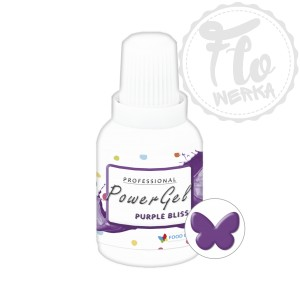 96 Barwnik w żelu Power Gel 20 g Purple Bliss