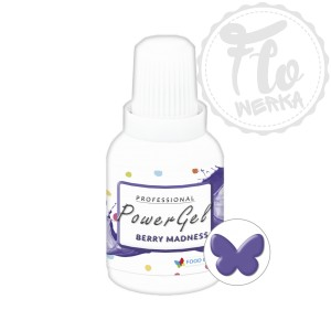 101 Barwnik w żelu Power Gel 20 g Berry Madness