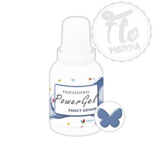 111 Barwnik w żelu Power Gel 20 g Fancy Denim