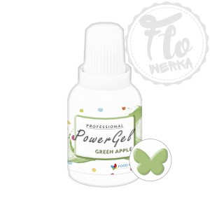 146 Barwnik w żelu Power Gel 20 g Green Apple