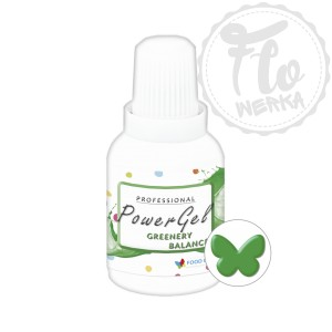 151 Barwnik w żelu Power Gel 20 g Greenery Balance