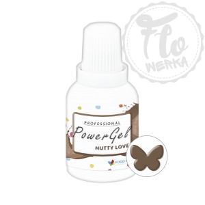 181 Barwnik w żelu Power Gel 20 g Nutty Love