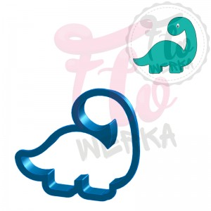 Dinosaur Cookie Cutter