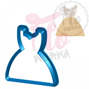 Dress VII Cookie Cutter