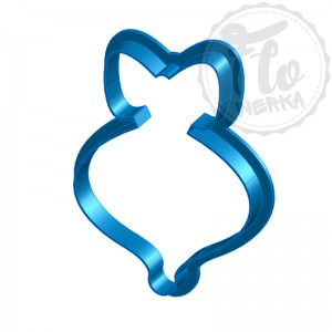 Christmas bauble Cookie Cutter II