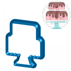 Cake Cookie Cutter