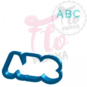 ABC Cookie Cutter
