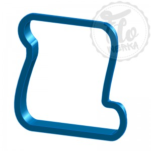 Diploma Cookie Cutter