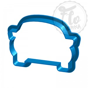 Car Cookie Cutter I