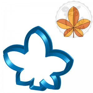 Leaf Cookie Cutter I