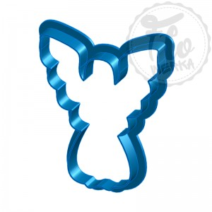 Angel Cookie Cutter I