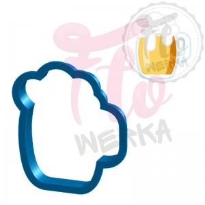A pint of beer Cookie Cutter